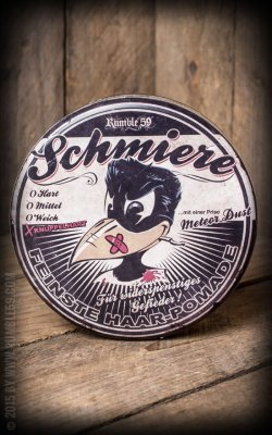 Schmiere Rock Hard-pomade