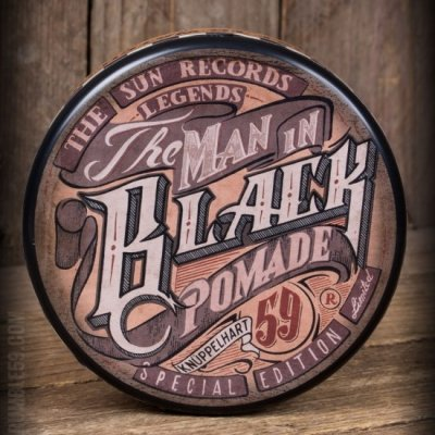 The Man In Black-Pomade
