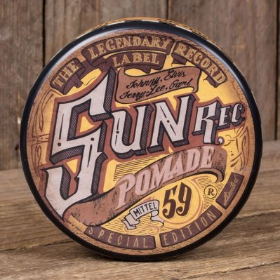 Sun Records-Pomade